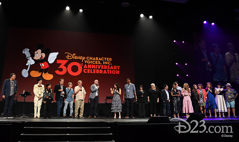 Disney Character Voices D23 Expo 2019