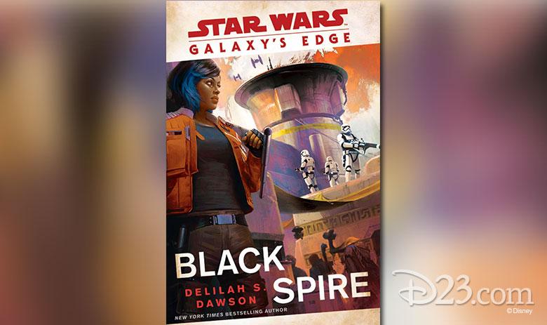 Black Spire Book Cover