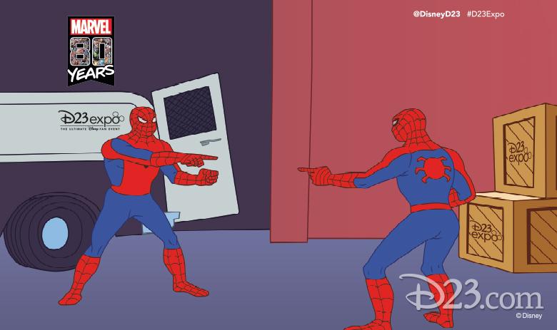 Spider-Man Photo Wall