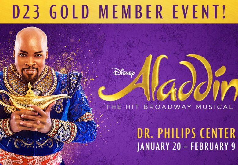 Disney's Aladdin the Hit Broadway Musical VIP Tickets