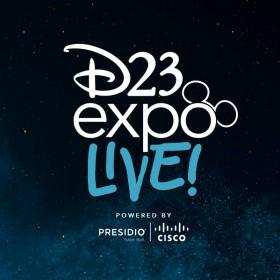 Livestream the Magic of D23 Expo 2019