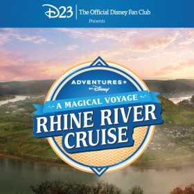 Adventures by Disney Rhine River Cruise