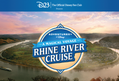 Adventures by Disney Rhine River Cruise Presented by D23