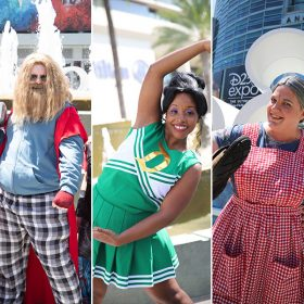 You Have to See These D23 Expo Cosplays