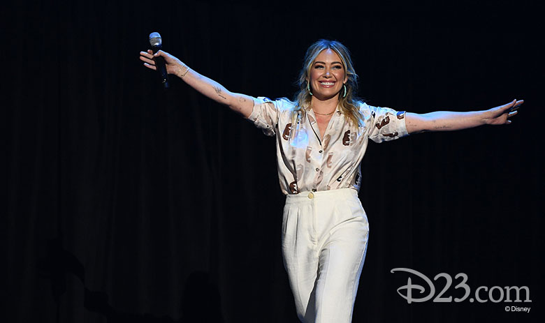 Disney+ D23 Expo