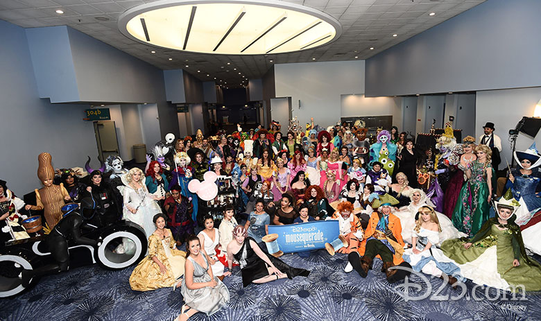 D23 Expo Mousequerade