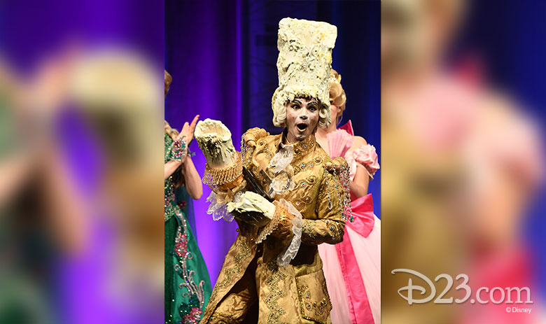D23 Expo Mousequerade Lumiere