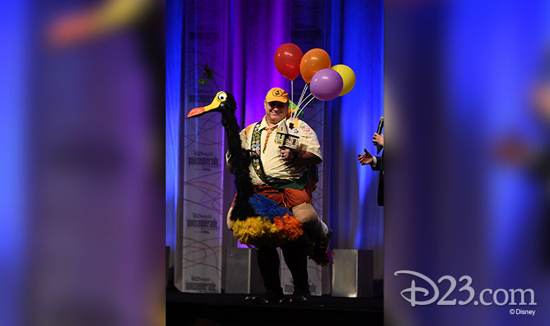 D23 Expo Mousequerade Up Costume