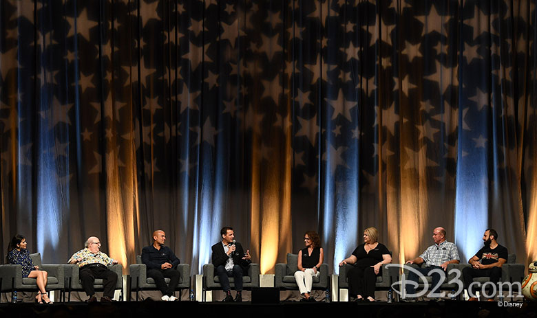 One Day at Disney D23 Expo