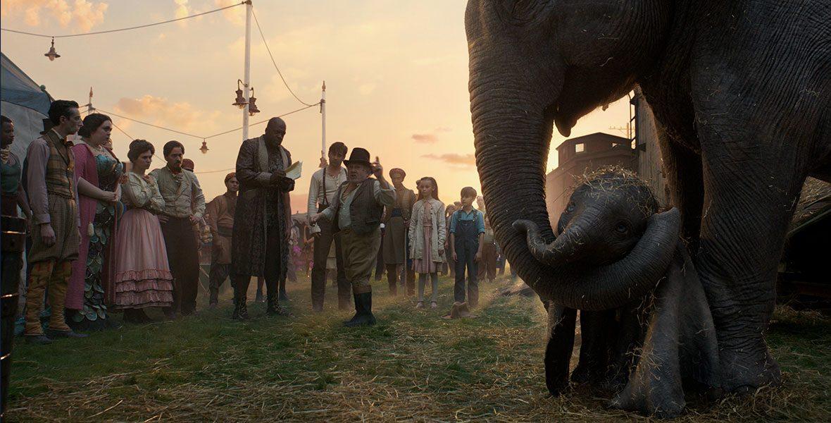 Dumbo 2019 - AZ