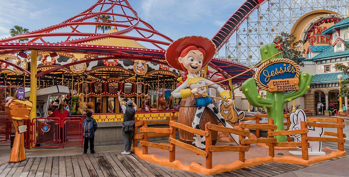 Jesse's Critter Carousel - AZ
