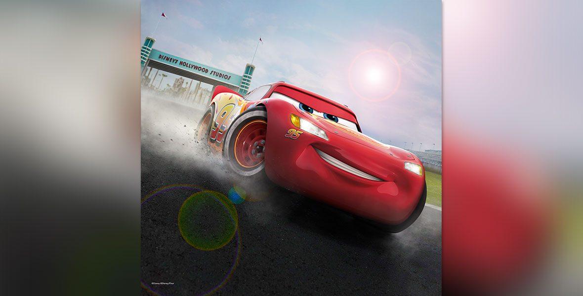 Lightning McQueen's Racing Academy - AZ