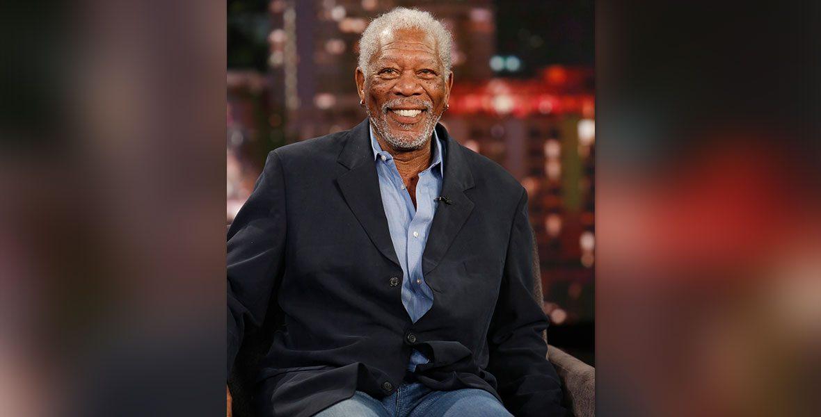 Morgan Freeman - AZ