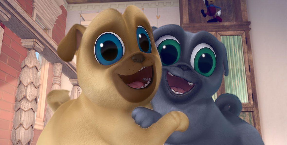 Puppy Dog Pals - AZ