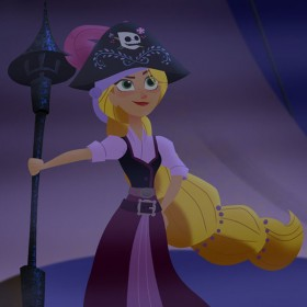 Rapunzel's Tangled Adventure - AZ