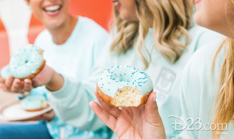 Arendelle Aqua Donut