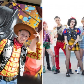 Here's Some Inspiration to Create Your Magical Halloween Costumes!
