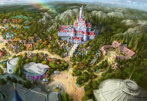 """New Fantasyland"" Coming Soon to Tokyo Disneyland—Plus More in News Briefs"