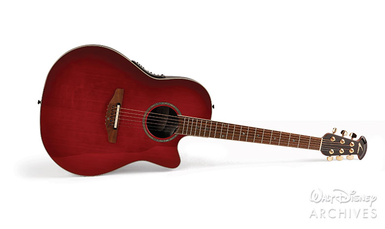 Lost Props Roundup-Charlie's Guitar