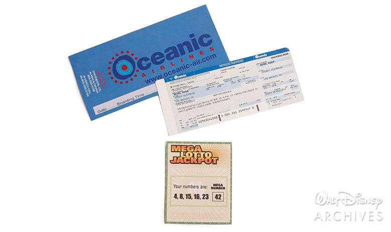 Lost Props Roundup-Hurley's Ticket