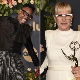Emmys Recap - Iris
