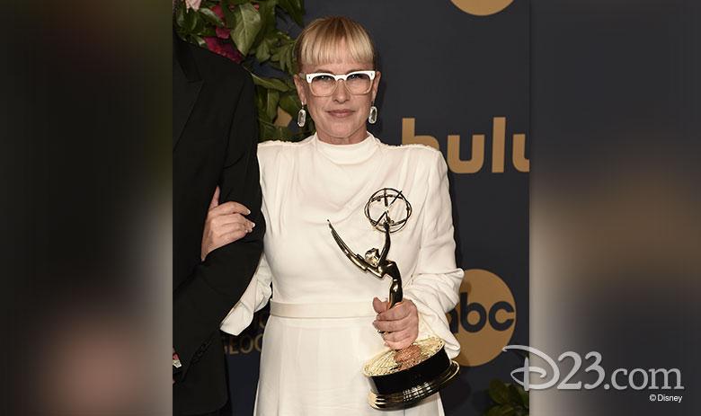 Patricia Arquette - Emmys Recap