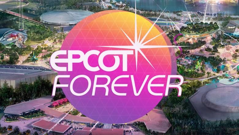 Epcot Forever BTS - Iris