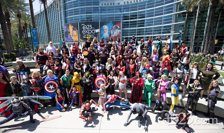 Marvel Cosplay 3