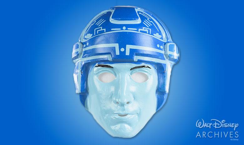 Tron - Ben Cooper Halloween Mask