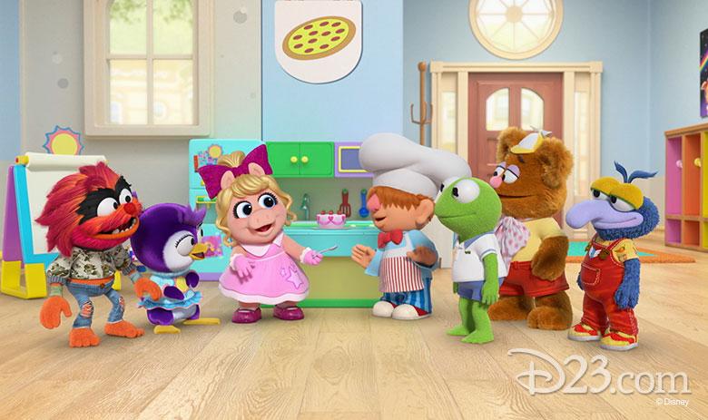 Muppet Babies - 1