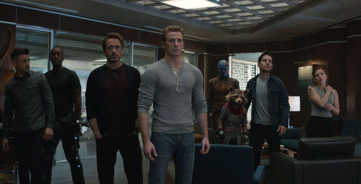 Avengers: Endgame A-Z