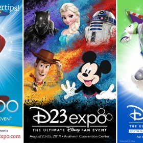 10 Years of D23 Expo Iris