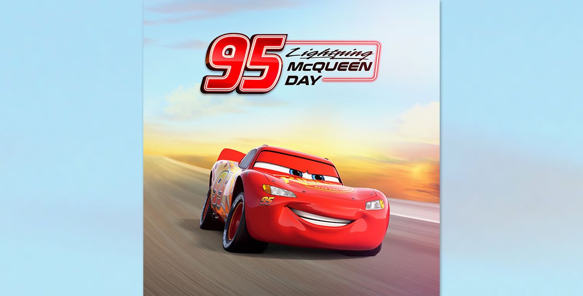 Celebrate Lightning Mcqueen Day With Ka Chow Worthy Merch D23