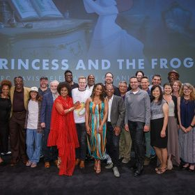 The Princess and the Frog 10th anniversary event