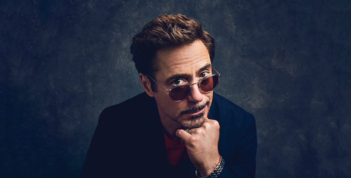 Robert Downey Jr. AZ