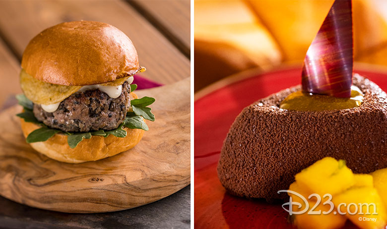 Epcot FW Flavors From Fire Collage