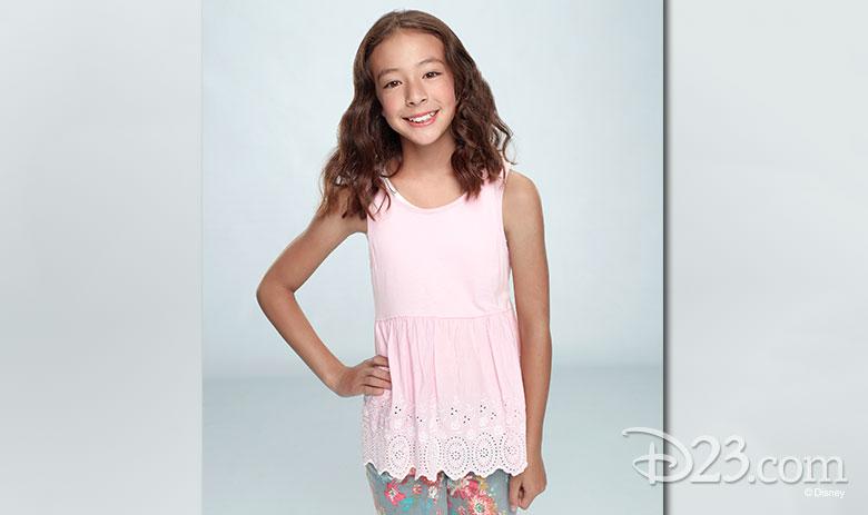 Aubrey Anderson-Emmons (Lily Tucker-Pritchett)