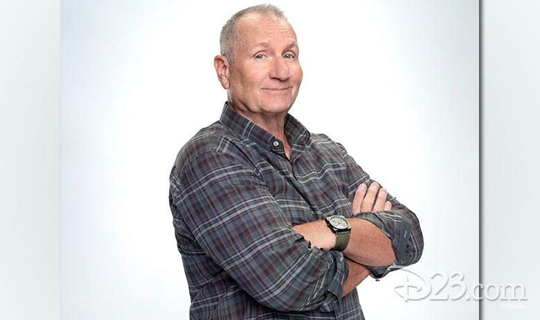 Ed O'Neill (Jay Pritchett)