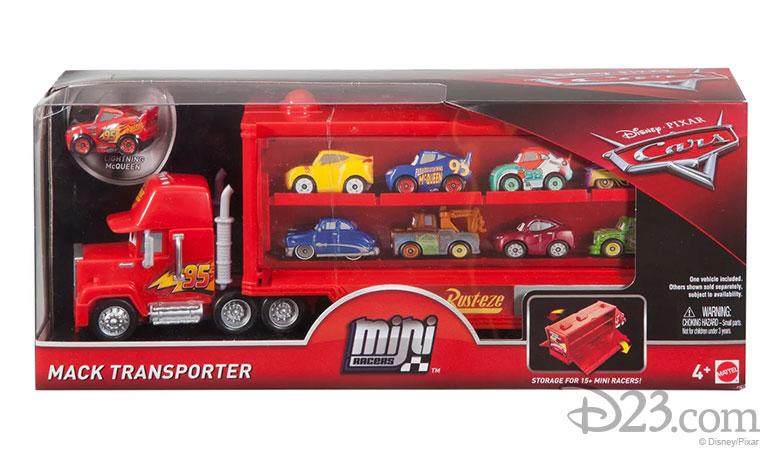 Minis Mack Transporter