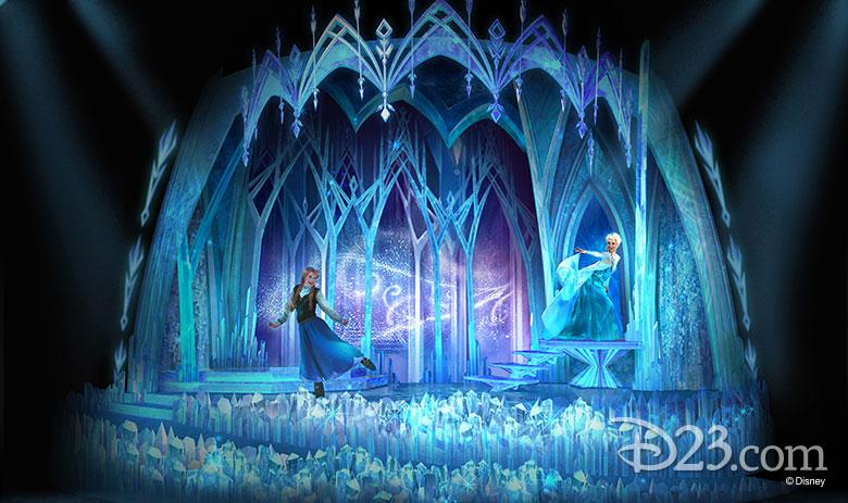 Disneyland Paris enhancements