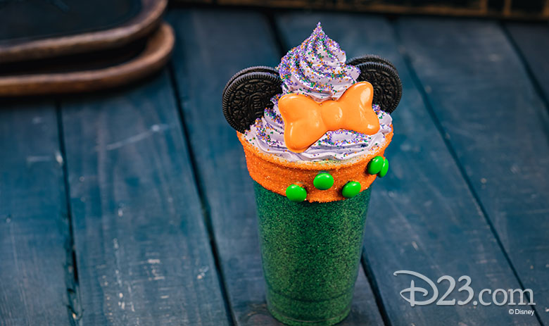 Minnie Witch Shake at Disneyland Resort