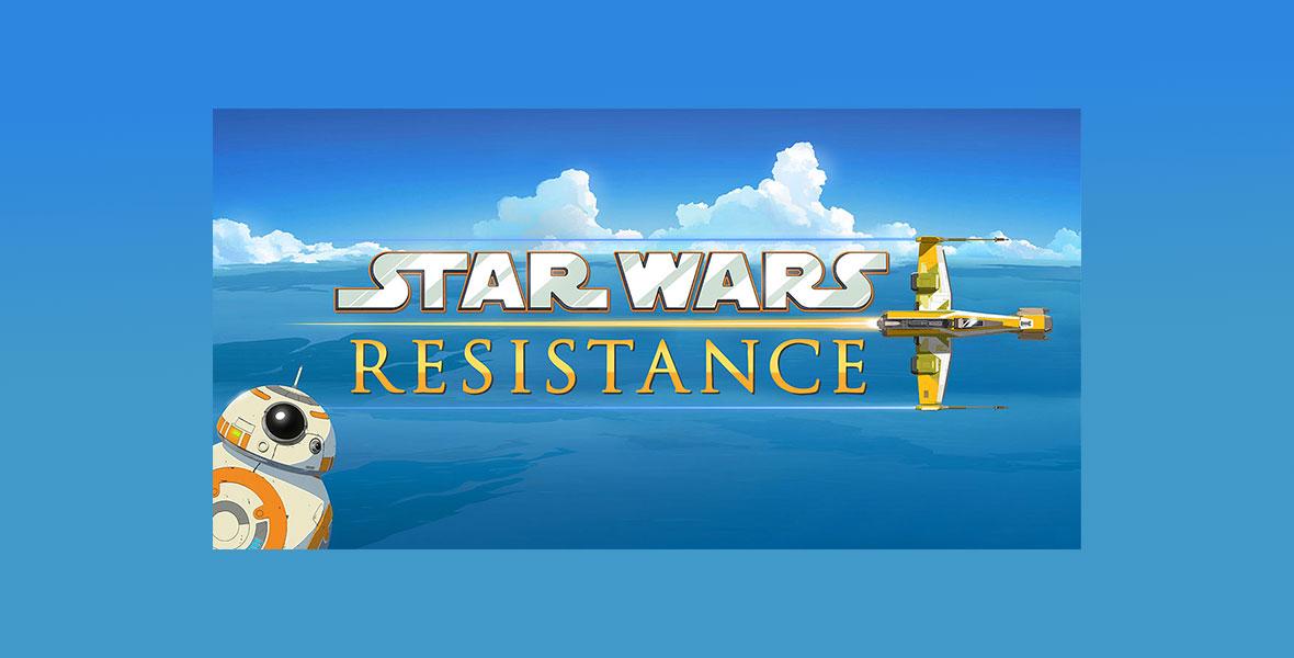 Star Wars Resistance - AZ