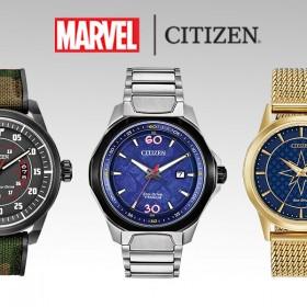Marvel Watch - iris