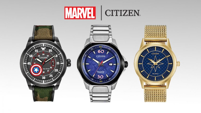 Marvel Watch - iris
