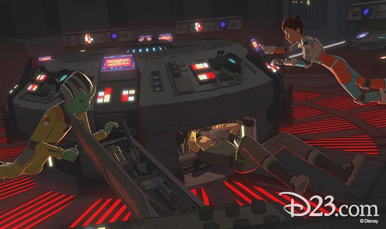 Star Wars Resistance - 5