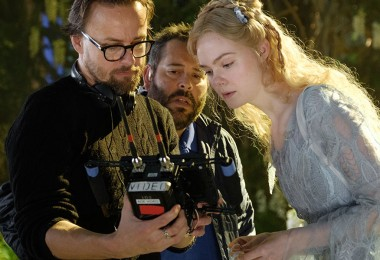 Joachim Ronning and Elle Fanning