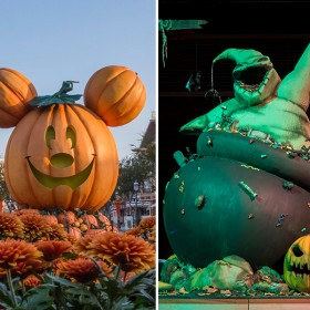 The Spookiest Places at Disneyland Resort to take the Perfect Halloween Photo