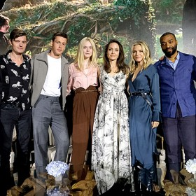 Maleficent Cast - iris