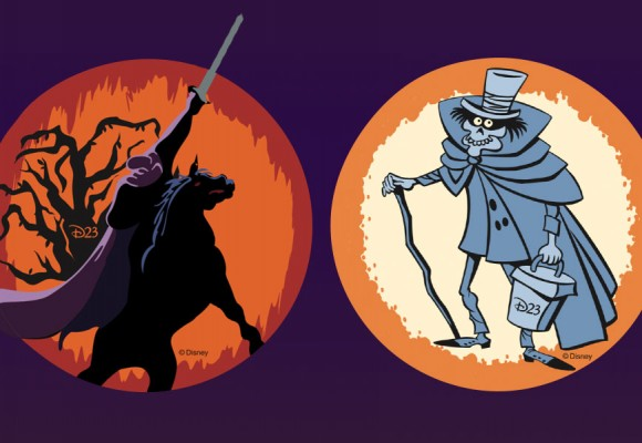 Add These Spooktacular Cutouts to Your Disney Halloween Décor