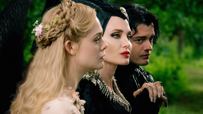 The Fantastic Fairy Tale Fashion Of Maleficent Mistress Of